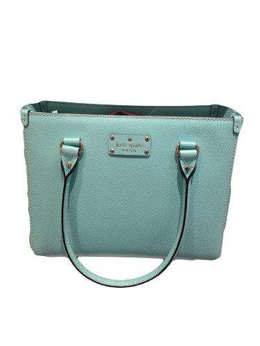Price Comparisons Kate Spade Wellesley Quinn Fresh Air Blue Handbag ... d8b9b6109f444