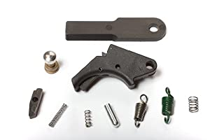 Apex Tactical M&P Trigger Kit with FSS Polymer Replacement Trigger for 9mm, .357 Sig, .40 S&W, and .45 ACP Models