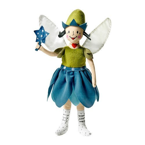 Ikea SÃ¥ngtrast Soft Toy, Fairy with Magic Spell - 1 Ea