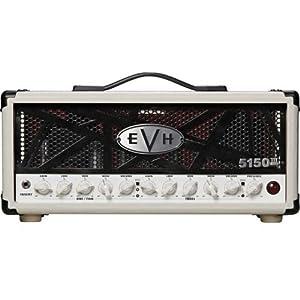 evh 5150 iii mini 50 watt tube head ivory musical instruments. Black Bedroom Furniture Sets. Home Design Ideas