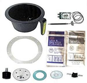 Bunn Coffee Maker Repair Kit : Amazon.com: Bunn VPR/VPS/VP17 Repair Kit: Coffee Machine Accessories: Kitchen & Dining
