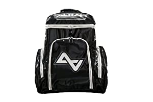 Alkali Hockey RPD Max Backpack, Black, One Size by Alkali Hockey