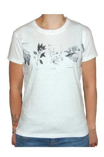 Nicole Farhi Femme by Nicole Farhi T-Shirt Small White by Nicole Farhi Femme