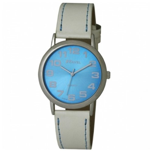 Ladies/Womens Jumbo Watch. Extra Long Strap (21cm).