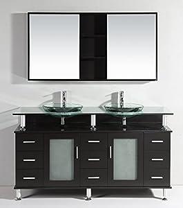 Concept usine calabre ensemble salle de bain meuble 2 - Amazon meuble salle de bain ...