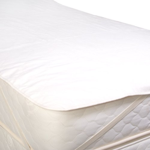 Flannel Organic Mattress Pad - Twin Extra Long front-373967