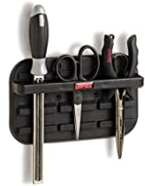 Rapala Magnetic Tool Holder Kit (1 Sharpener/Scissor/Plier)