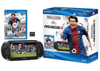 Consola PlayStation®Vita - PCH-1010 SONY + FIFA 13 (VENEZUELA)