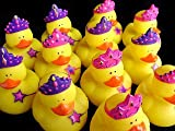 12 Princess Rubber Duckies!