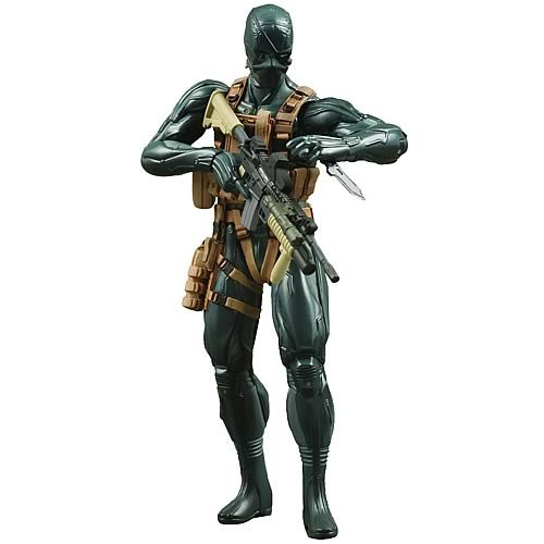 Picture of Medicom Metal Gear Solid 4: Otocamo Snake (Facemask Version) Action Figure (B00155DK9M) (Medicom Action Figures)
