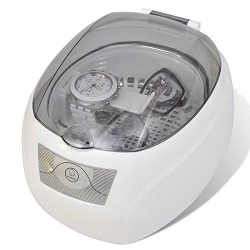 Digital Ultraschallreiniger 750 ml Schmuck Uhr Reinigungsgerät