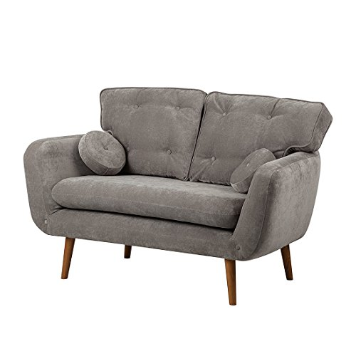 Sofa Grau Textil von Mørteens