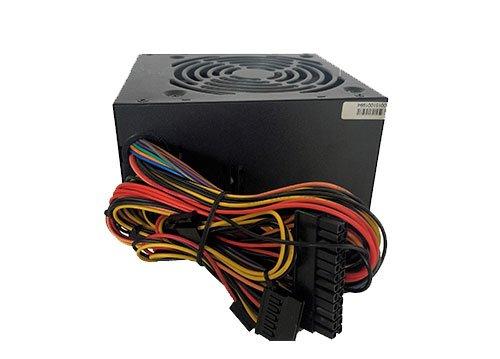 Tacens APII500 500W ATX Negro unidad de - Fuente de alimentación (200 - 240 V, 20+4 pin ATX, 50 - 60 Hz, ATX, PC, Negro)