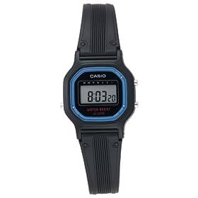 Casio Women's LA11WB-1 Daily Alarm Digital Watch: Casio: Watches