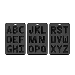 Alphabet Ice Cube Tray (by Suck UK)