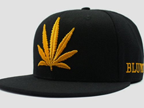 Marijuana-Weed-420-Leaf-3D-Embroidered-Printed-Adjustable-Hat-Snapback