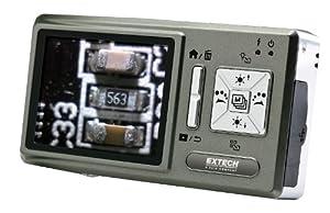 Extech MC200-2 Digital Microscope Camera with 220-volt Adaptor by Extech