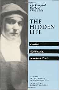 Series: Collected Works of Edith Stein