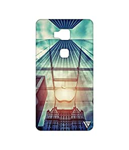 Vogueshell Vintage Printed Symmetry PRO Series Hard Back Case for Huawei Honor 5X
