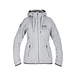 Bergans Bergflette Ladies Jacket Grey Melange XS