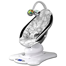 4moms mamaRoo Plush Infant Seat - Silver