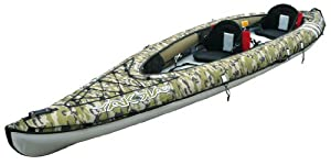 Y1004 BIC Yakkair Fishing-2Hp Inflatable Kayak by BIC Sport
