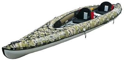 Y1004 BIC Sport Yakkair Fishing-2Hp Inflatable Kayak
