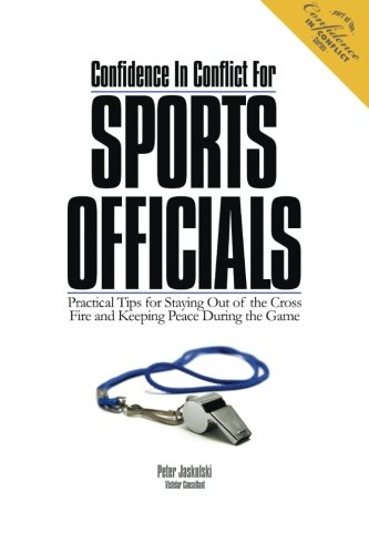 Confidence in Conflict for Sports Officials PDF