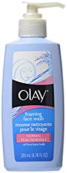 Olay Foaming Face Wash, Normal 6.78 fl oz (200 ml)