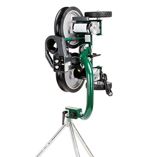 100 mph pitching machine