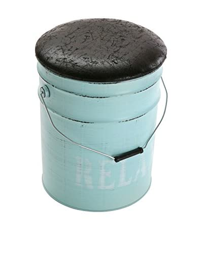 Hocker Antique Barrel Relax