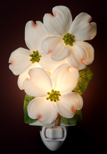 Dogwood Night Light - Ibis & Orchid Design Collection