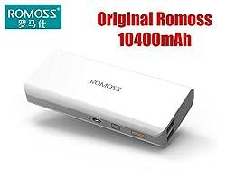 Romoss Sense 4 10400 mAh Power Bank - White