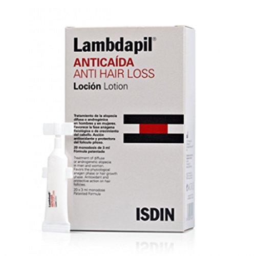 Isdin Lambdapil Hair Loss Lotion 20x3ml