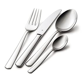 WMF 24 pce Boston, Cromargan 18/10 stainless steel cutlery set