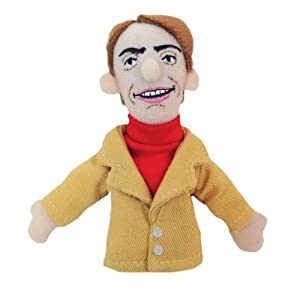 Carl Sagan Magnetic Finger Puppet from The Unemployed Philosophers Guild