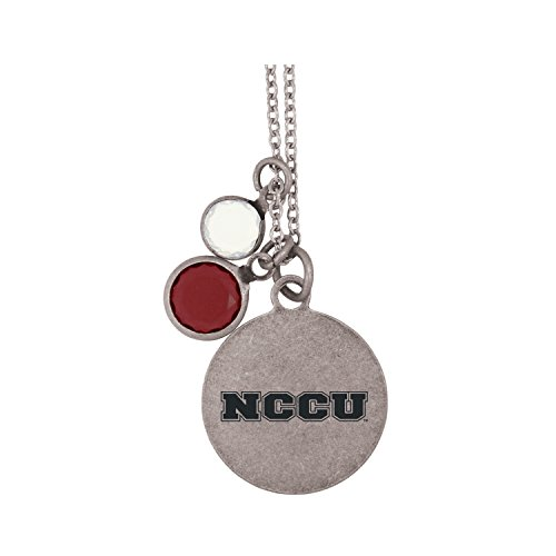 North Carolina Central University-Frankie Tyler by LXG Charmed Necklace (North Carolina Central University compare prices)