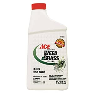 "SPECTRUM 7105158 ""ACE"" WEED & GRASS KILLER 32 OZ"