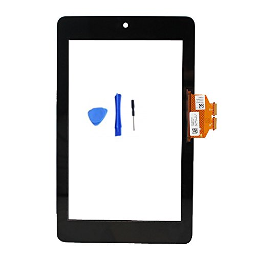 New For Google Asus Nexus 7 Tablet Touch Glass Lens Digitizer Screen (Note: Lcd Display Is Not Included.)