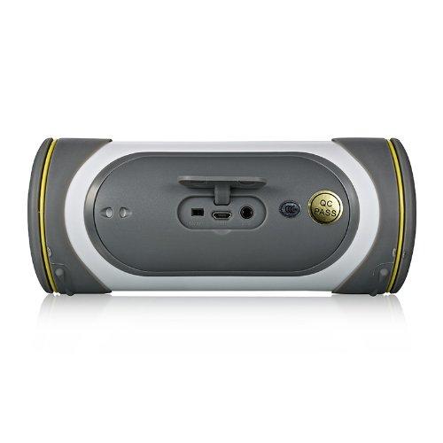 PDXSun EARSON NFC Speaker Outdoor Shockproof Wireless Bluetooth Magic Pillow Speaker-Black