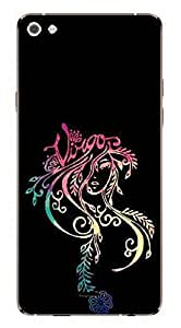 UPPER CASE™ Fashion Mobile Skin Vinyl Decal For Micromax Canvas Sliver 5 Q450 [Electro...
