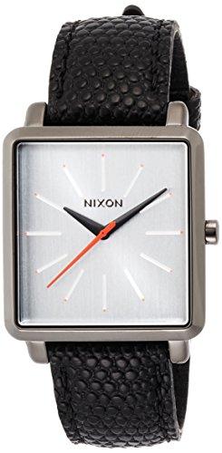 [ニクソン]NIXON K SQUARED: GUNMETAL NA472131-00 レディース 【正規輸入品】