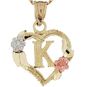 K Letter With Heart Images Heart  amp Roses Letter K