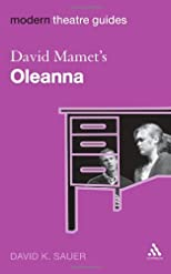 David Mamet's Oleanna (Modern Theatre Guides)