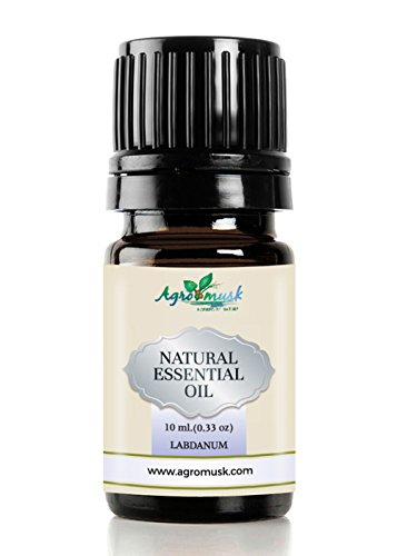 Labdanum Essential Oil Pure Therapeutic Grade 10ml By Agromusk