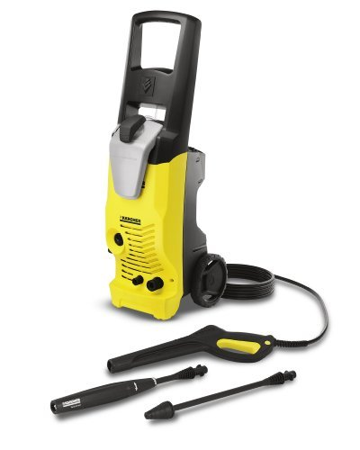 Karcher K 3.48 M Plus 1,800 Psi 1.5 Gpm Electric Pressure Washer With 25-Foot Hose