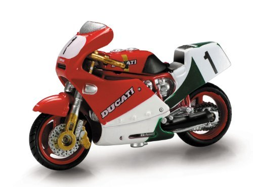 1984 Ducati 750 F1 Miniature Motorcycle Model 1:32 Scale