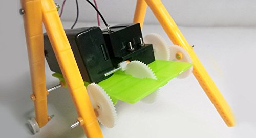 Diy Assembly Robot Insect Cockroach Toy For Children - (Premium Quality)