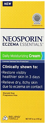 Neosporin Essentials Eczema Daily Moisturizing