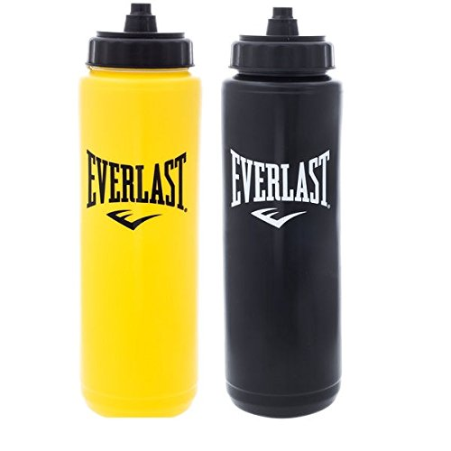 Everlast Hydration / Water EZ Squeeze Bottle (2 Pack) (Everlast Water Cooler compare prices)